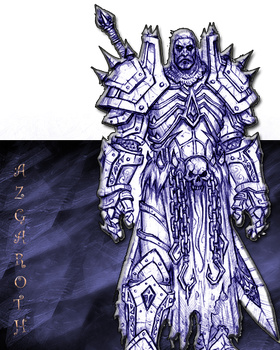 Death knight by oscave10