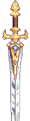8th Pixel Art - Weapon Attempt ~3~ by TrepkSoto