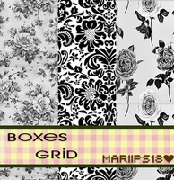 Pattern BoxesGrid by MariiPs18