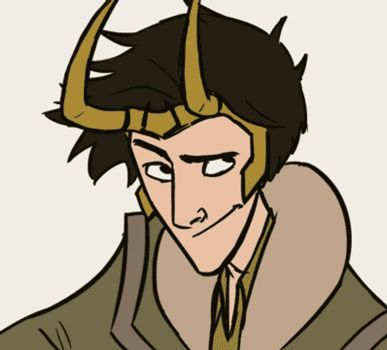 Loki genderbending - Animation by DKettchen