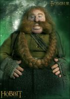 The Hobbit - An unexpected Journey - Bombur by YoungPhoenix3191