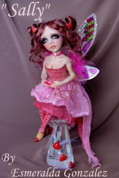 OOAK Sally by Tryny