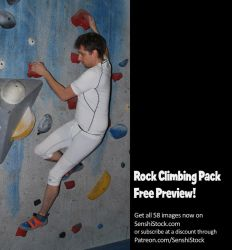Rock Climbing Pack - Free Preview by SenshiStock