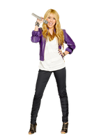 Hannah PNG 2 by bubblesfoo111