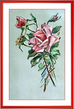 sissy s country rose by yesterdays paper-dc0ehd6 A by SirIvyPink