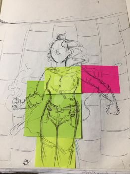 Quick sticky notes  by InspiringEcho