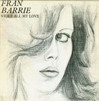 'Stole all my love' 70s record by scribbler