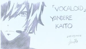 Yandere Kaito -VOCALOID- by smiichan