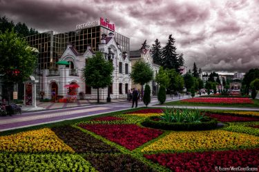 Gloomy Day by IvanAndreevich