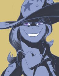 Trixie Grin by FlyingRam
