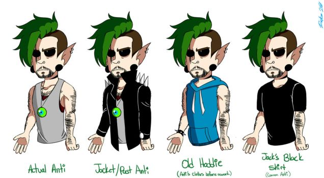 Anti's Clothes by Rocker2point0