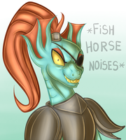Fish Horse Noises by CountAile