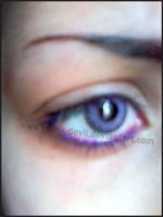 purple eye by marik-devil