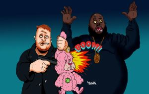 Run the Jewels boom by Makinita