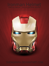IronMan Icon Pack by Svengraph