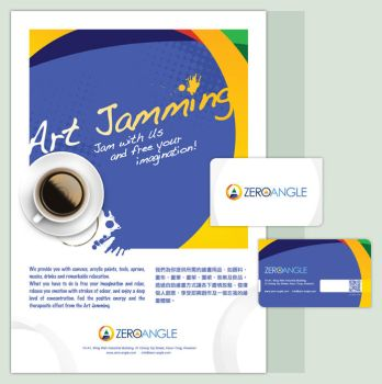 ZeroAngle Promotion Items by hermanization