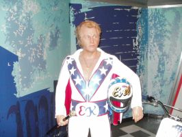 Evel Knievel by L1701E