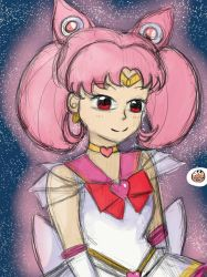 Sailor Chibi Moon! by Darafunlover