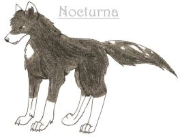Nocturna gift 4 out of 7 by wolfyrose623