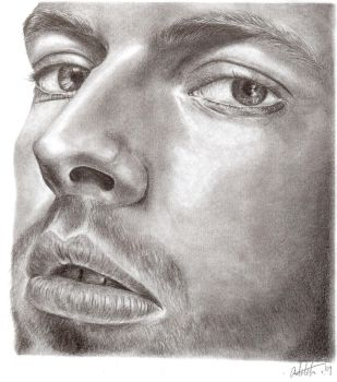 Chris Martin by total-blank