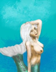 Mermaid by Ryvius