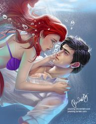 Prince Eric - The Little Mermaid by pauldng