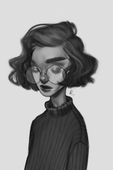 Glasses by sarucatepes