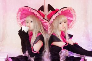 Cosplay Shining Heart - Melty Granite by peNadexuong