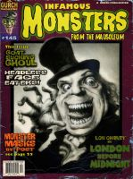 Twisted HORROR magazine by TheGurch