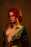 TW WH - Triss Cosplay by MilliganVick