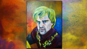 Tyrion (Painting) by Anagram-Daine