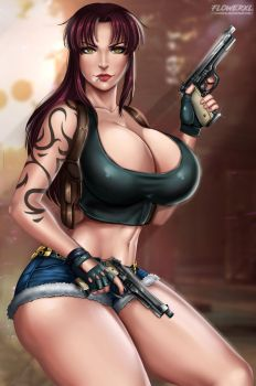 Revy by Flowerxl