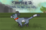 Forest of Bronze -Chapter 2- by saturncoyote