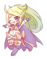 Fire Emblem - Nowi by Ashewness