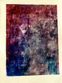 abstract monotype by fatherislonley