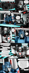 Lost Light issue 25- Megatron's sentence. by TheBombDiggity666