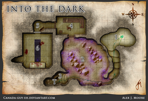 Into The Dark by Canada-Guy-Eh