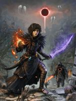 Dark Souls - The Last Journey by SirTiefling