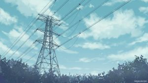 Another Pylon by mclelun