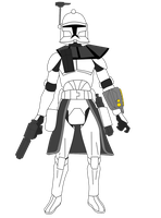 Arc Trooper Phase 1 by FBOMBheart