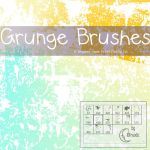 Grunge Brushes Pack 2 by Coby17