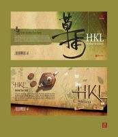 HKL Herbal Tea Stick by yienkeat