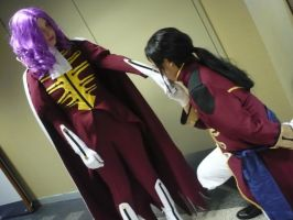 Code Geass - Devotion by roseandblossom