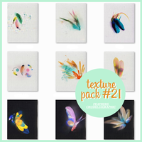 Feathers Pack by MPepina