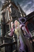 Milka Fortuna - Trinity Blood by Pugoffka-sama