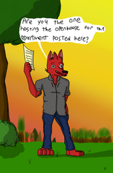 Petra's Apartment Pg 13 by Krazy-dog