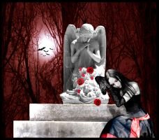 Don't cry by MorbidMorticia