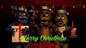 Merry Christmas Everyone by Delirious411
