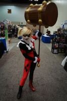 Popcon Indianapolis 2014 Harley by SirKirkules