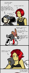 Mass Effect 3: Remembering Mordin by bookwormcat